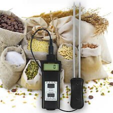 MOISTURE & TEMPERATURE MEASURING INSTRUMENT (FOOD, GRAIN, FEED) HUMIDITY F15