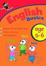 English Basics 5-6 by Bonnier Books Ltd (Paperback, 2009) Education Book (B093)
