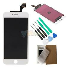 LCD Display Touch Screen Digitizer Assembly For iPhone 6 Plus 5.5''+Frame White