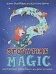 Storytime Magic: 400 Fingerplays, Flannelboards, and Other Activities-ExLibrary