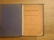 Die Entwässerung des Wietzenbruchs ab 1858 Hannover, Wieze, Kreis Hannover