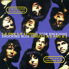Singles A's & B's [Shocking Blue] [2 discs] New CD