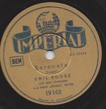 Emil Roosz und sein Orchester Hotel Bristol Berlin : Ständchen + Serenata