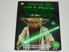 STAR WARS Complete Visual Dictionary with LIMITED EDITION PRINT