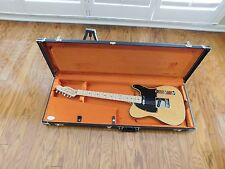 Fender USA '52 Custom Telecaster Deluxe Limited Edition Guitar With Case LOOK!!!