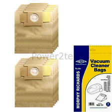 10 x 01, 87 Dust Bags for EIO BS54 BS55 BS57 Vacuum Cleaner