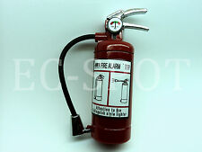 1 x Fire Extinguisher Cigarette Lighter + LED flashlight (refillable) (FLT-7419)