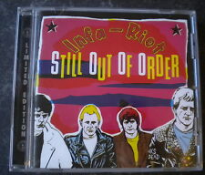 Infa Riot Still Out Of Order CD+Bonus Tracks NEW SEALED Punk Oi! Skinhead