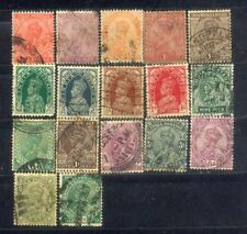 India Old Stamps Lot 6