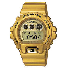CASIO G-SHOCK Limited Edition Dark Gold Colors Watch DW-6900GD-9