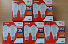100w Watt ES E27 Screw In Clear Incandescent GLS Light Bulb Lamp x 10