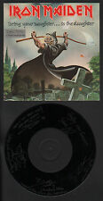 "7"" IRON MAIDEN BRING YOUR DAUGHTER.... / I'M A MOVER AUTOGRAPHED ETCHED SPECIAL"