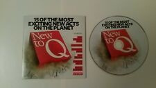 15 of the Most Exciting Acts on the Planet Q  Magazine CD