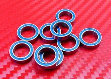 5pc 6800-2RS (10x19x5mm) Metric Blue Rubber Sealed Ball Bearing 10*19*5 6800RS