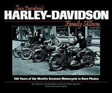 Jean Davidson's Harley-Davidson Family Album