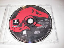 The Lost World: Jurassic Park (PlayStation PS1) Game in Plain Case Nice!