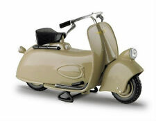 Vespa MP5 paperino 1945 dans kaki - 1:18 die-cast scooter model by maisto-neuf