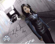 Ming-Na Wen Signed 8x10 Photo - Agents of S.H.I.E.L.D. - Shield - RARE!!! G910