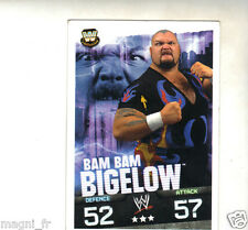 Slam Attax W Legends - Bam Bam BIGELOW
