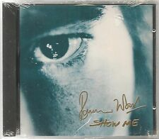 RONNIE WOOD SHOW ME + BREATHE ON ME 1992 CD SINGLE STILL SEALED FROM NEW