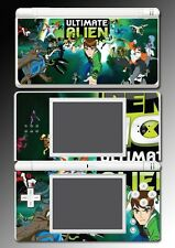 Ben 10 Ten Omnitrix Tennyson Omniverse Video Game Skin Cover 6 Nintendo DS Lite