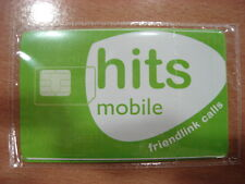 HITS MOBILE SIM CARD  -  WITH 5 EUROS OF CREDIT