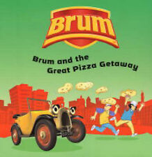 Brum and the Great Pizza Getaway, Dapre, Alan
