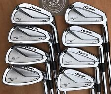 MIZUNO MP64 FORGED Irons - 3 - PW -DYNALITE GOLD XP R300 SHAFTS