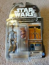STAR WARS EXCLUSIVE AMAZON DROID FACTORY: LEGACY FA-4 (DOOKU'S PILOT DROID)