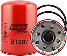 Filtre Baldwin BT287, passage intégral à huile vissable