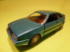 SCHABAK 1018 VW VOLKSWAGEN CORRADO G60 - BLUE 1:43 - NEAR MINT CONDITION