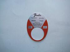 Orange JBL Speaker labels D120F & D130F &D140F