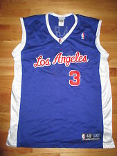 Reebok QUENTIN RICHARDSON No. 3 LOS ANGELES CLIPPERS (Size 48) Jersey