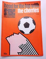 BOURNEMOUTH & BOSCOMBE v. BLACKPOOL LEAGUE CUP  1971 DEAN COURT
