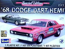Revell Monogram 1:25 '68 Dodge Dart Hemi Car Model Kit