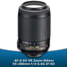 Nikon 55-200mm DX AF-S VR II Lens for D5200 D5300 D3200 D3300 D7000 D7100 Camera