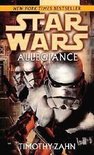 Allegiance (Star Wars) by Zahn, Timothy