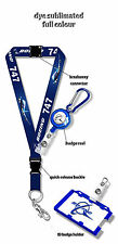 Boeing B747 Dye Sublimation Lanyard