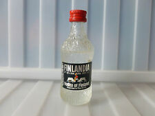 VODKA OF FINLANDIA  RARA MINIATURE MIGNONETTE MINIBOTTLE