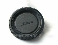 Replacement Body Cap For Nikon D40 D40x D50 D60 D70 D80 D3100 D3200 D5100 D7000
