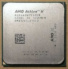 AMD Athlon II x4 640 Propus Quad-Core 4x 3.0 GHz SOCKET am3 95w