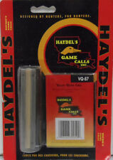Haydel's Game Calls Valley Quail Specialty Call Model VQ-87