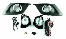 SET KIT SPOT LIGHT FOG LAMP FOR MAZDA 3 M3 MAZDA3 4DR SEDAN HATCHBACK 2015-ON