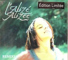 MAXI CD Alizee L'alizee 6-TRACK digipack NEUF SCELLE NEW SEALED - Myléne FARMER