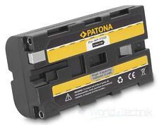 Akku Batterie accu battery f. Sony NP-F550 F330 F530 F750 F930 F920 F550, CCD-SC