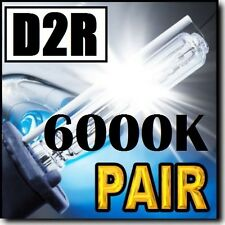 D2R 6000K Forester HID Xenon Low Beam Headlight Bulbs 2006 - 2013 Models