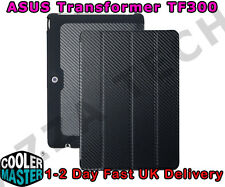 Cooler Master ASUS TF300 Folio Case Cover Dark BLUE Carbon Texture Transformer