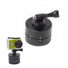 360 Degrees Rotating Time Lapse Stabilizer 120 Min Tripod Adapter for SLR IPhone