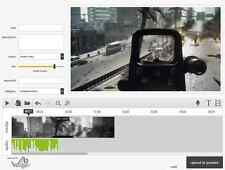 Video Editing Software Record, Trim, Cut, Split, Merge, Rotate and Mix Videos