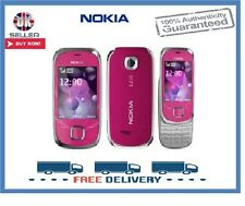 Brand New Nokia 7230 Pink Slider 3G Unlocked Mobile Phone 1 Year Warranty